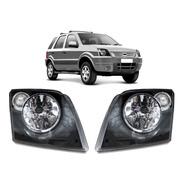 Par Farol Ford Ecosport 2003 2004 2005 2006 2007 Cristal