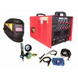 Máquina De Solda Inversora Tig Ac/dc Wsme-250a Pulsada