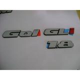 Emblemas Ou Logotipos Gol Gli 1.8 Originais Vw