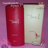 Desodorante Humor Natura Bunnyrose
