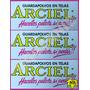 Tela Arciel - Todos Los Colores En Stock!! Precio Rebajado!!