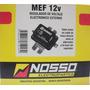 Regulador Voltaje Electronico Externo Mef 12v