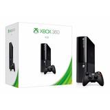 Consola Microsoft Xbox 360e 4 Gb Wifi + 1 Joystick Inalambr.