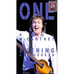 **box 3 Cds+dvd -paul Mccartney -evening At Budokan**