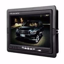 Tela Lcd Portátil Monitor Veicular Digital 7 Polegadas E73