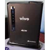Modem Roteador 4g 3g Vivo Box Huawei Antena Rural E Externa