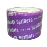 Dvd-r Optidata 16x Logo Top 50 Pcs