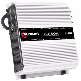 Fonte Automotiva Digital Taramps 30 Amperes 14.4 V Bivolt
