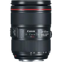 Lente Canon Ef 24-105mm F/4l Is Ii Usm (série Nova)