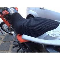 Capa Térmica Banco De Moto Honda Bros150 Xre300 Tornado Nova