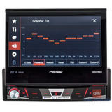 Reproductor Dvd Pioneer Avh-x7700bt Usb Bluetooth Cd Ipod