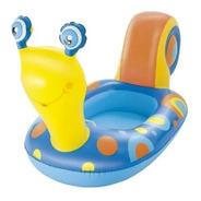 Caracol Inflable Bote Asiento Flotador Infantil Bestway