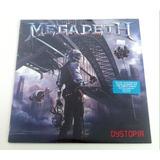 Vinilo Megadeth - Dystopia - Envío Gratis