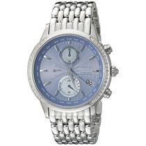 Fc L Mundial Cronógrafo A T-reloj Citizen Eco-drive Mujeres