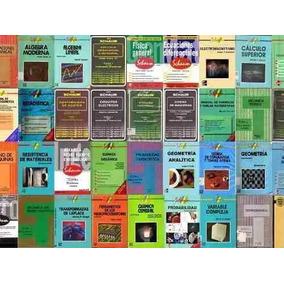 110 Libros Calculo Algebra Quimik Fisik Matematik Schaum Pdf