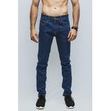 Jeans Synergy Slim Fit Dark Blue H403f