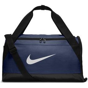 Bolsa Nike Brasilia Duffel Small (p) - Azul Marinho