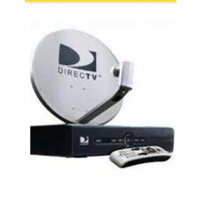 Antena De Directv Con Tres Deco
