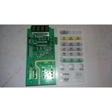 Placa Lógica + Membrana Microondas Eletrolux Me 21s 127v