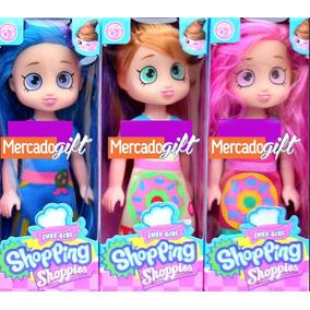 Muñeca Shopkins 15cm Shopkings Shopping Juguetes Niña