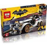 Carro Batman Pinguino Tipo Lego