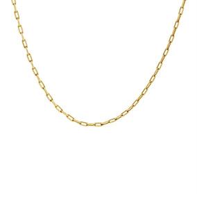 Corrente Em Ouro 18 Quilates Modelo Cartier Fina De 45cm