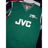 Camiseta Retro Arsenal Premier Inglaterra 1982