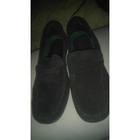 Zapatos Gamuza Unisex, Un Sólo Uso, Mocasines
