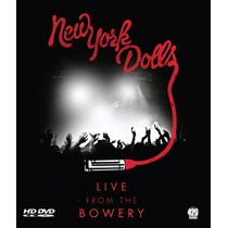 Blu-ray New York Dolls Live From The Bowery - Usa