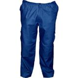 Pantalon Cargo De Poplin Con Forro Polar.