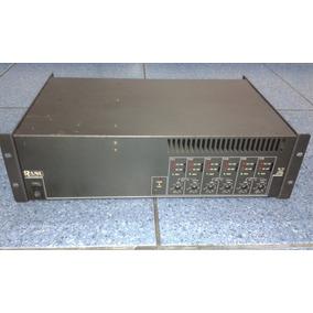 Remato Fino Amplificador Rane Ma 6s Multicanals 6x150w
