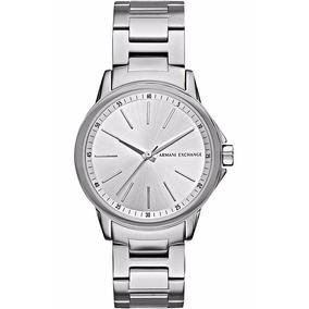 c2f509faa5b4 Reloj Armani Exchange Ax4345 Para Dama Color Plata