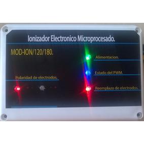 Ionizador De Piscinas Electronico Hasta 220m3 Gtia Cloro No!