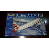 Modelo Armar Avión A 319 Escala 1:144 Marca Revell