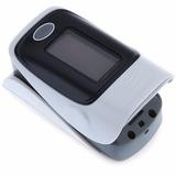 Oximetro De Pulso Saturometro Digital Con Curva Profesional