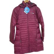 Campera Dama Columbia Powder Pillow Long Jacket