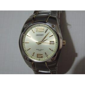 Relógio Orient Mtss1054 Quartz Masculino Original Elegante