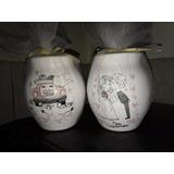 Souvenirs Personalisados En Ceramica Tasas Mates Hornitos