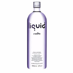 Vodka Liquid First - 950 Ml