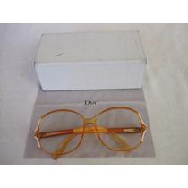 Lentes De Sol Christian Dior Mod 2261 Italianos Color Dorado