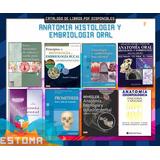 Paquete De Libros De Antomía Dental Dentista Bracket Pdf Ebo