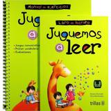 Juguemos A Leer Lib Y Cua 10/ed - Rosario Ahumada / Trillas
