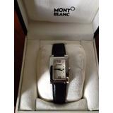 Reloj Mont Blanc Dama Original
