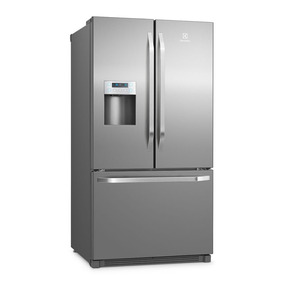 Nevecon Electrolux Tipo Europeo 639ltr Acero Inox Erfh69i3dm