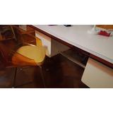Escritorio Para Consultorio Vintage 1.60x0.74 Exlente