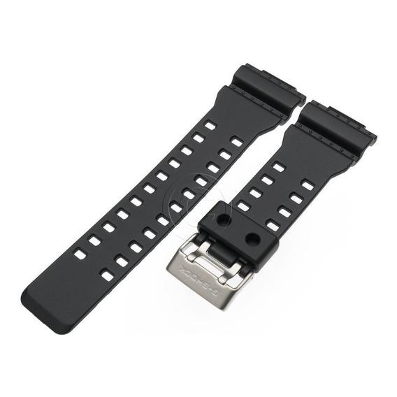 Malla Correa Reloj Casio G-shock Ga 100 - Ga 110 - Original