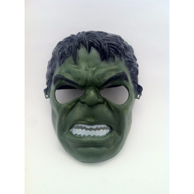 Mascara De Spider-man Hombre Araña Ironman Hulk Vengadores