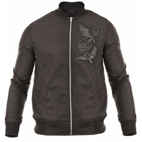 Campera Hombre Farenheite Norman Impermeable