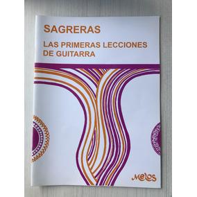Libro De Guitarra Julio Sagreras Las Primeras Lecciones De
