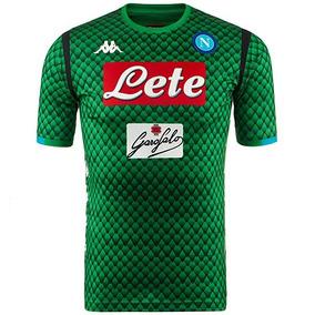 Hermoso Jersey Napoli De Italia Serpiente Verde 2019 Napoles bd0c6c1fbfe53